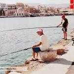 Рыбаки в Греции