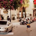 улица на Крите