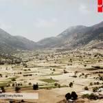 горный пейзаж Крита