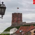 Замковая башня в Вильнюсе