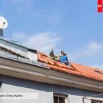 Литовцы на крыше