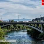 Мост в Подгорице