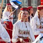 Эстонская девушка