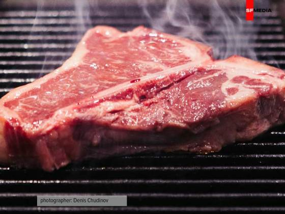 Съемка мастер-класса Steakhome