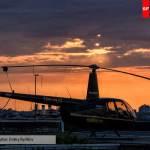 Вертолет у Горхолла