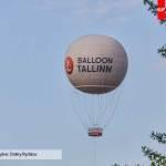 Воздушный шар в Таллине