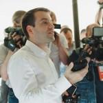 Николай Никифоров пресс-тур