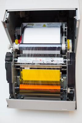 сублимационный принтер FUJIFILM ASK 2500